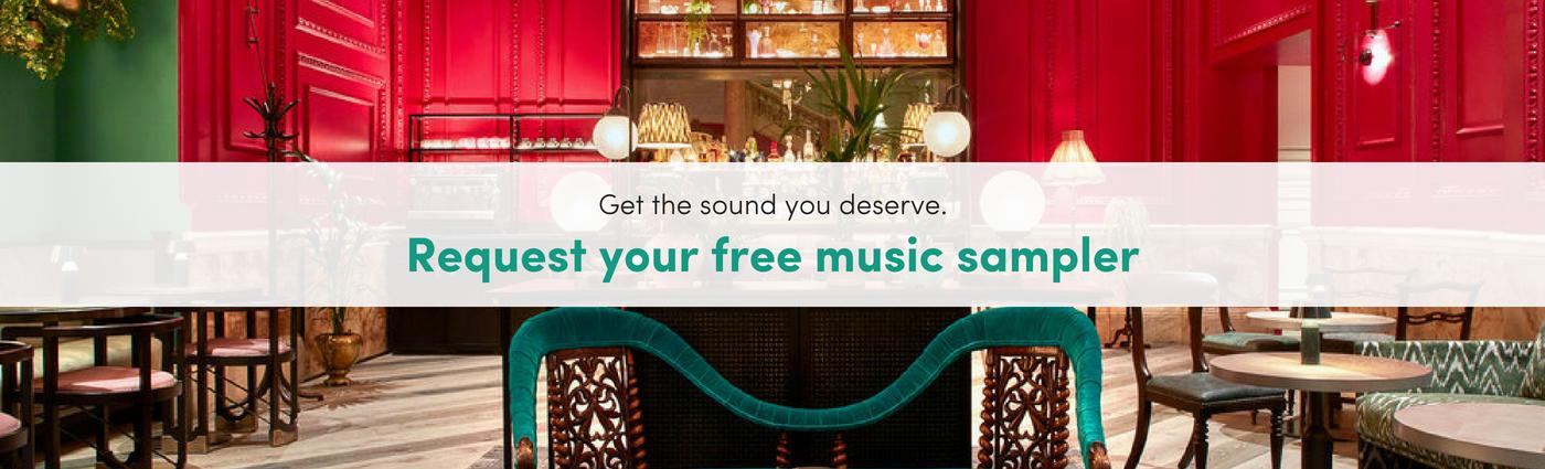Ambie hotel music sampler