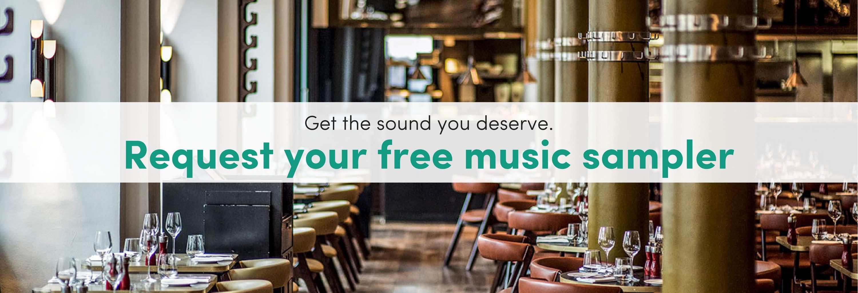 Music sampler request