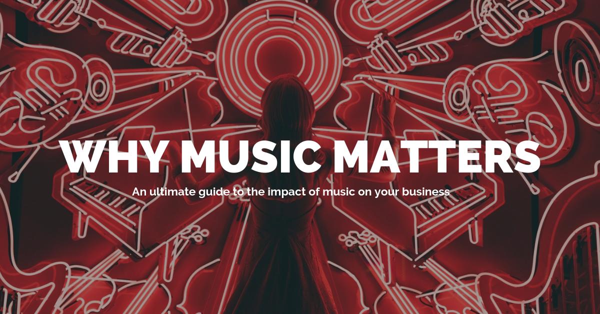 Business background music header